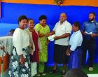 Fijian Navy Assists Children