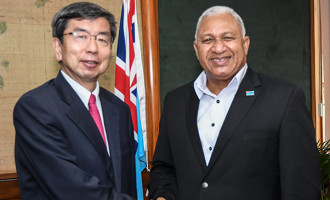 Fijian Government Strengthens Partnership With Asian Development Bank