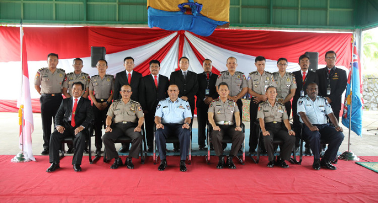 Fijian, Indonesian Police strengthen ties