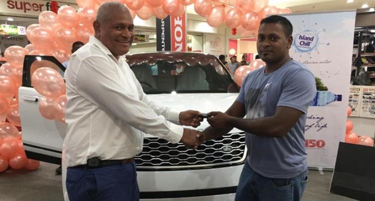Taxi Driver Wins $275,000 Range Rover Velar