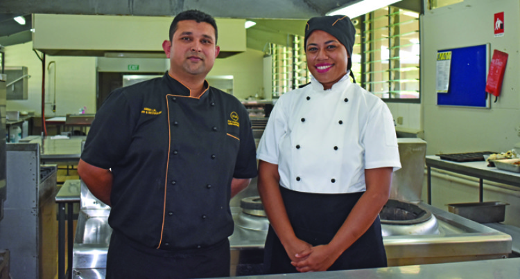 First Chef From Fiji To Participate In Biggest Culinary Exhibition