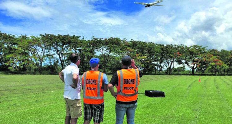 Plan To Form Fiji Drone Association