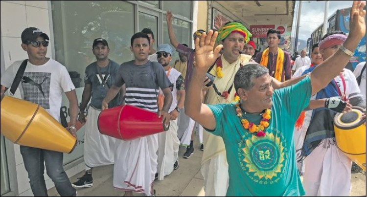 Hare Krishna Begins 2019 Journey On Positive Note