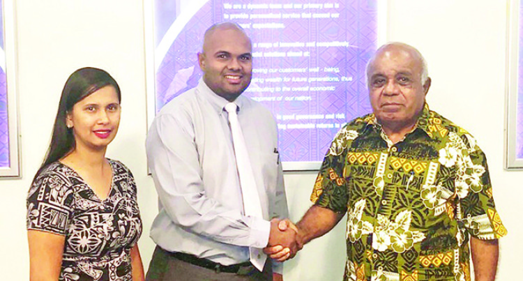 Bank Enters Partnership With FENC Fiji
