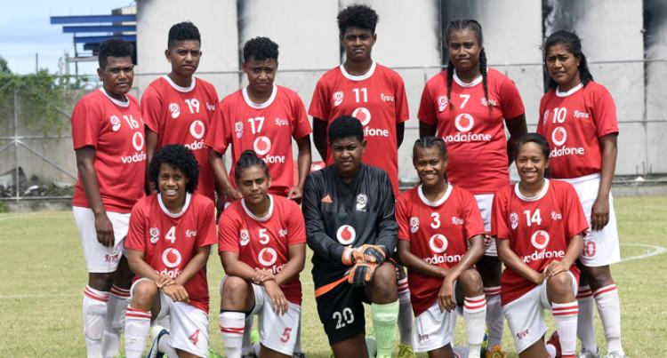 Rewa Women Target IDC Win