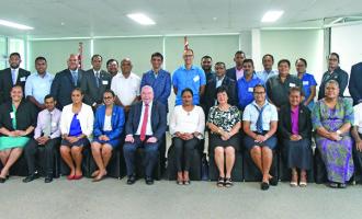 Statutory Board Directors Attend Three Days Training