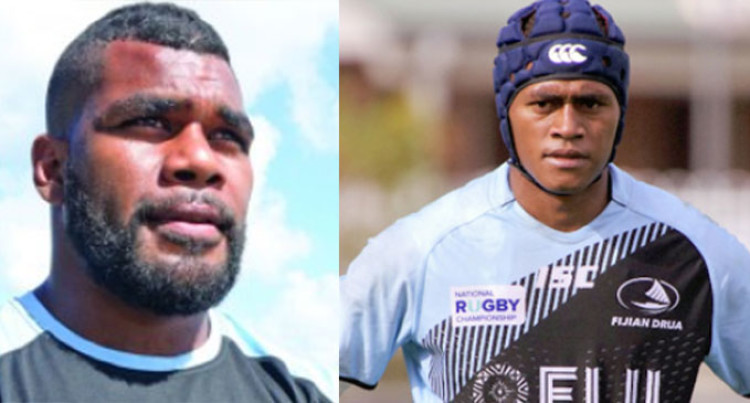 London Irish Signs On Tuisue And Veitokani