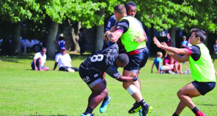 Snyman: We Must Work As A Unit