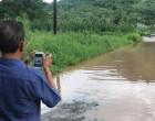 Flash Flooding Leave Urata Residents Stranded