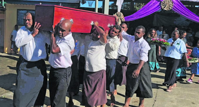 Father Of Special Education Laid To Rest