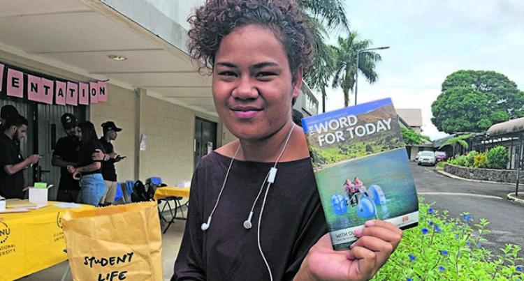 Mereseini can't wait to begin studies at Uni