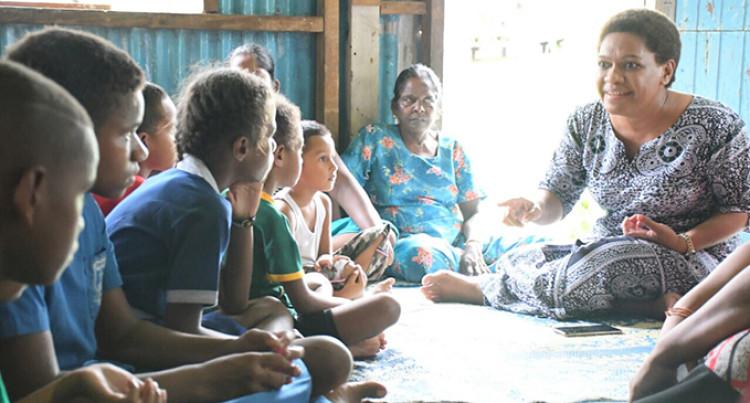 Vuniwaqa equips students of  Nanuku Settlement, Vatuwaqa
