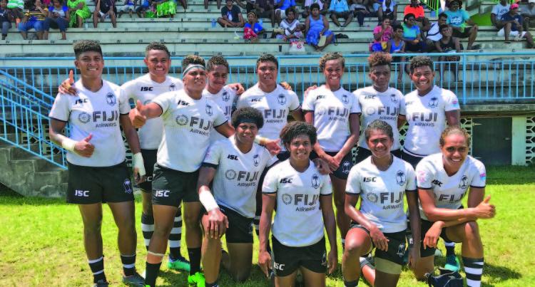Fijiana Wins Na-Iri Final