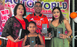 Car Buyers Win High-End Mobile Phones