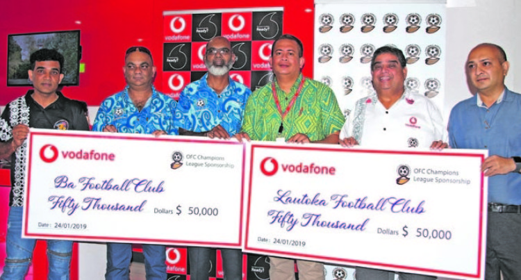 $50K Boost For Lautoka, Ba
