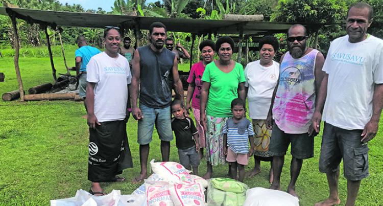 Foundation Brings Cheer To Villages In Savusavu