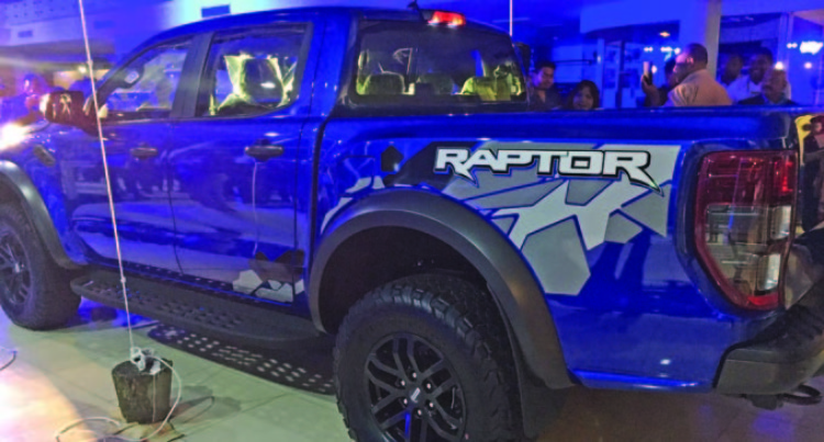 Ranger Raptor Launched
