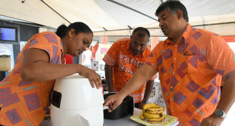 Govt Works With Corporate Sector To Promote Nutrition, Physical Wellness