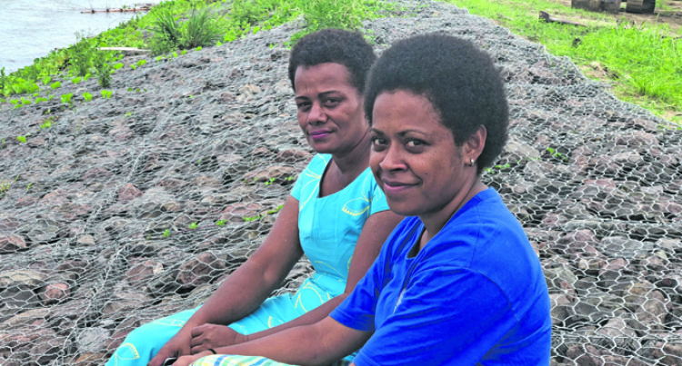 It's Like Our Very Own Nasese Seawall, says Vunibau Villager