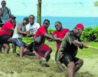 Battalion Hosts Picnic For Families