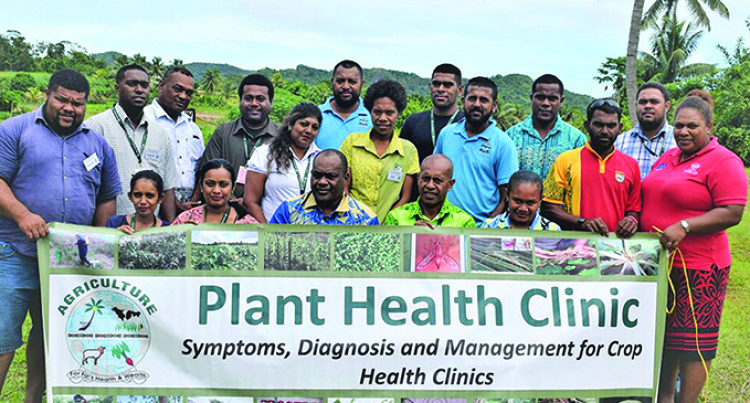 Northern Agriculture Officers Receive Training On Plant Pest And Diseases