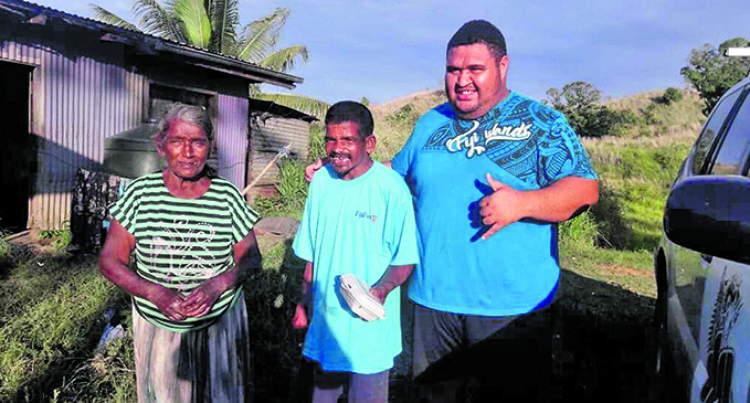 Public Hails Help For Nadi Mum And Son