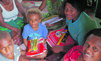 Mother And Four Children Grateful For Acts Of Kindness