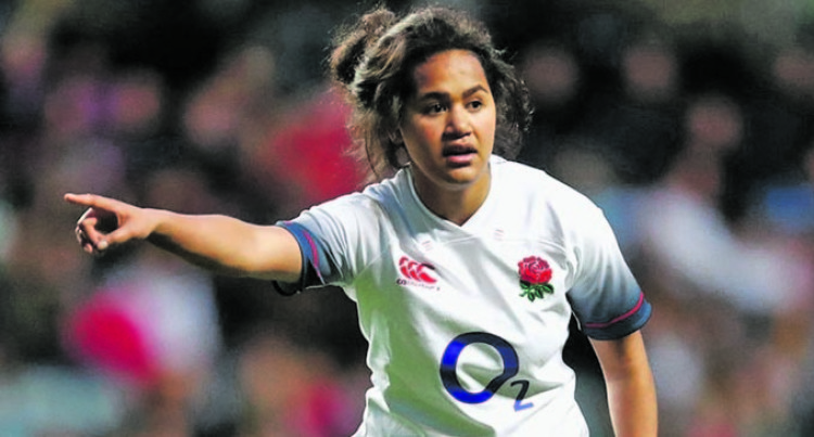 England Women Call Up Fijian Centre