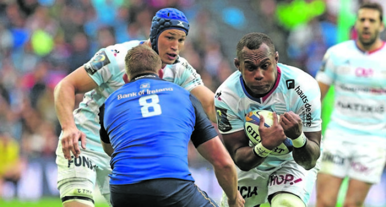 Fijian Pair Among Europe's Best