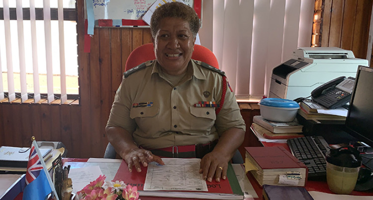 Lieutenant-Colonel Laisani Kinikini Set For Challenges