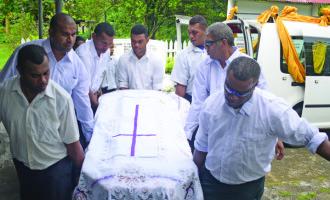 Family, Friends Farewell Kolino Meo