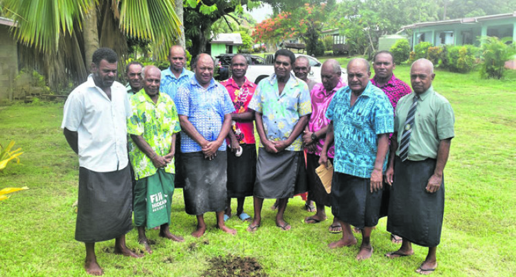 Naiqamu Takes '4Million Trees in 4Years Initiative' to The Grassroots