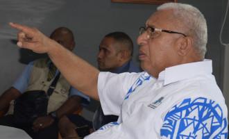 Clean Up Centres, PM Tells Evacuees