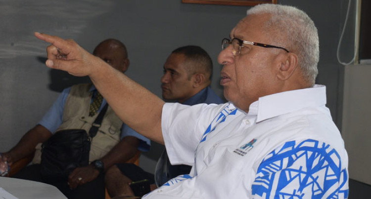 Clean Up Centres, PM Tells Evacuees