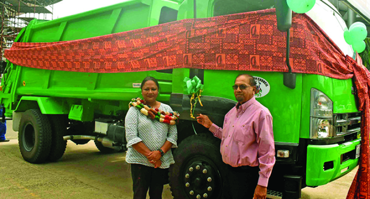 New Garbage Truck To Ease Waste Issues