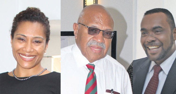 SODELPA ROW: Rabuka Calls For Truce