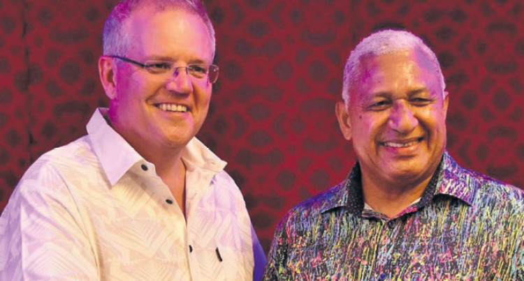 Joint Statement By Fijian Prime Minister And The Australian PM