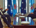 Australian PM To Arrive Thursday For First Bilateral Visit