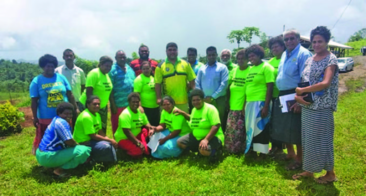 Kolitagane Meets With Central Dairy Farmers