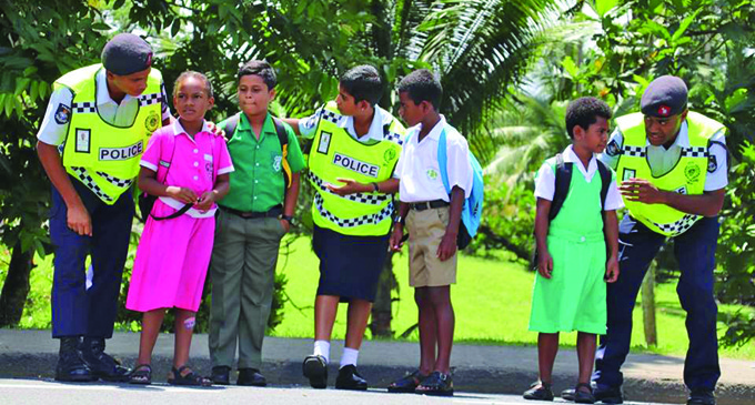 Police Visibility in School Zones