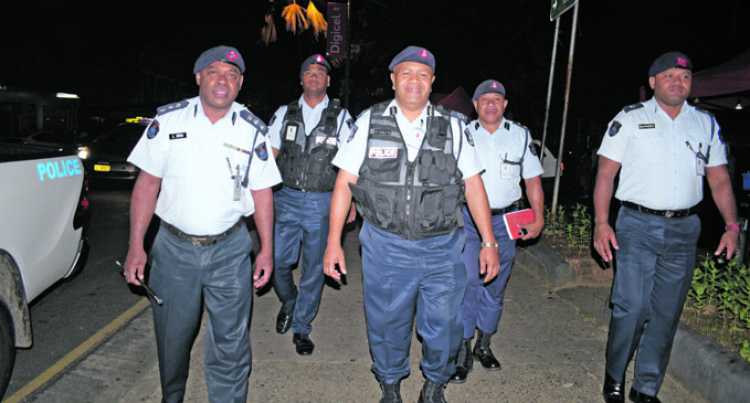 Police Get Tough After Assaults On Lawmen