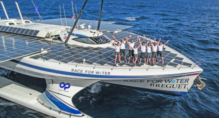 Race For Water Odyssey Leaves In Three Days