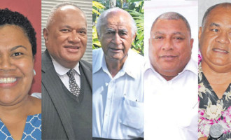 Ratu Epeli For New Speaker Of Parliament?