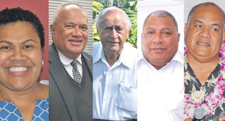 Ratu Epeli For New Speaker Of Parliament?