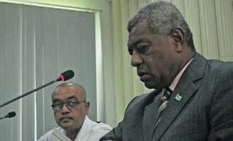 Maharaj Corrects Tikoduadua on FBC 'Grant Claim'