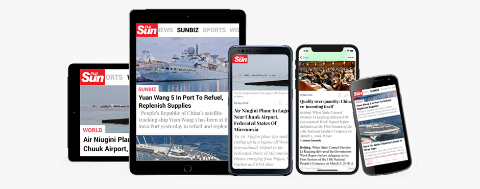 Mobile & Apps | Leading Fiji newspaper for Fiji News, Sport and