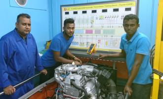 Improving Vehicle Performance Through Engine Management System Skills Training