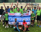 Kumar:  Ultimate Tennis A Hit