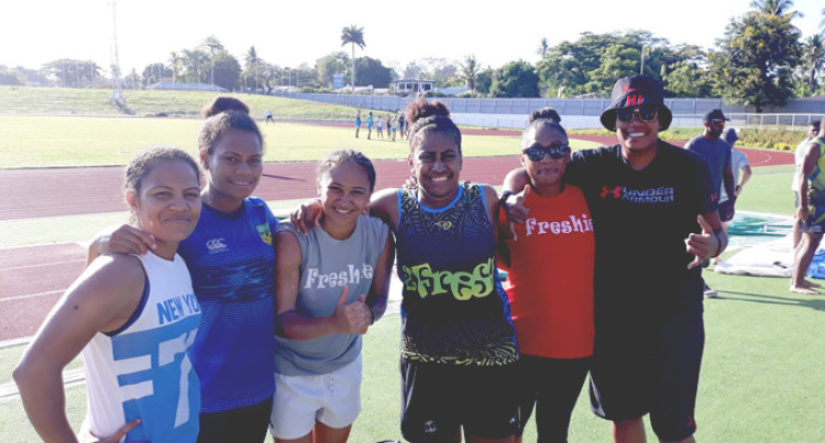 We're Getting There, Says Women's Coach