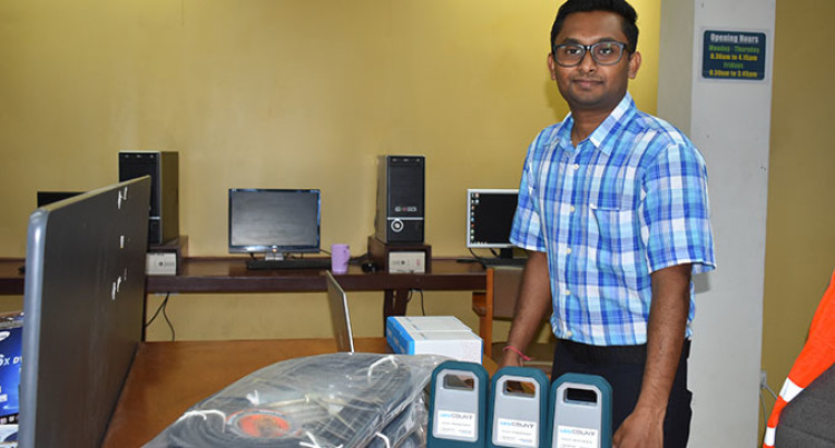Entrepreneur, Krishneel Chand, Says He Has The Solution To Ease Fiji's Traffic Congestion Woes.